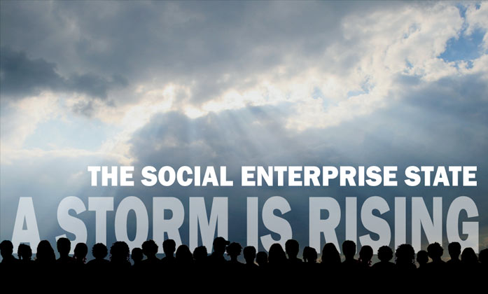 The Social Enterprise State: A Storm Is Rising image.