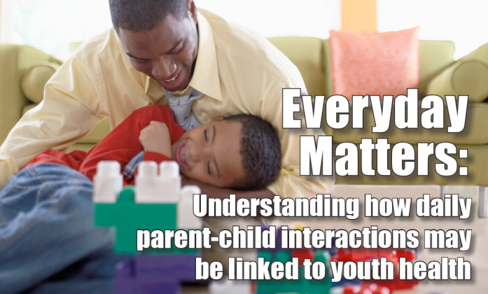 Everyday Matters: Understanding how daily parent-child interactions may be linked to youth health